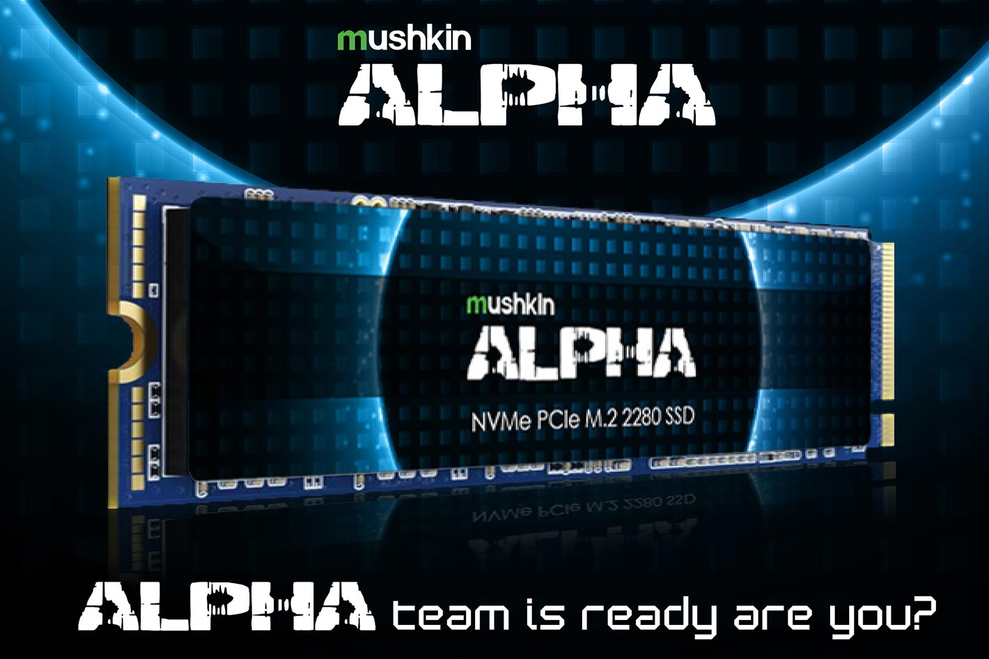 Mushkin ALPHA 8TB M.2 NVMe SSD: all the storage you need