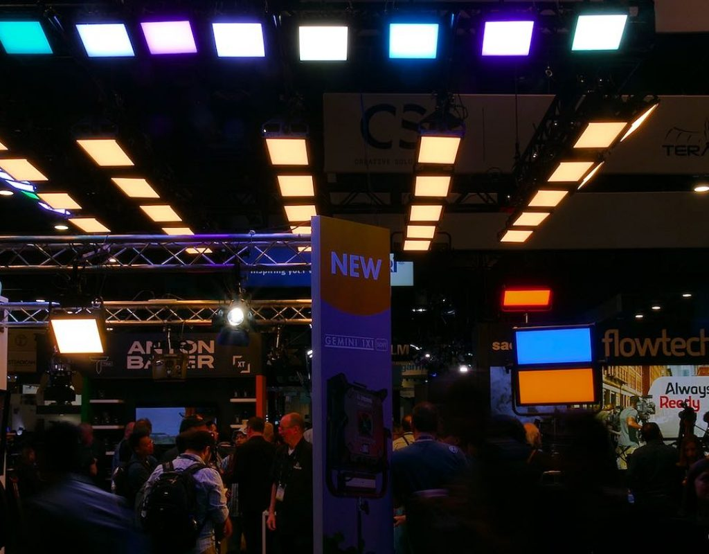 Colorful LEDs