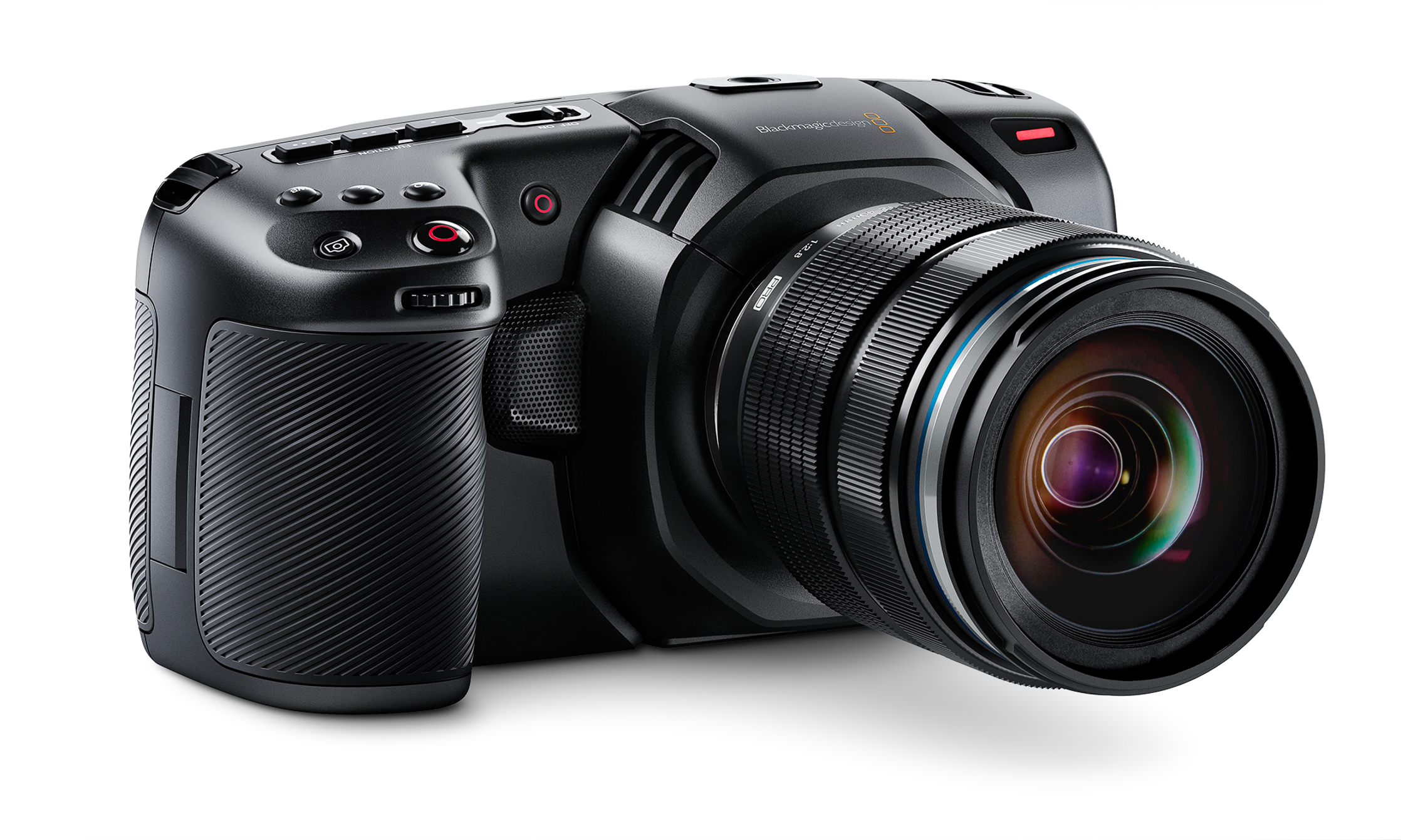 NAB 2018: Blackmagic Design Pocket Cinema Camera 4K Video 1