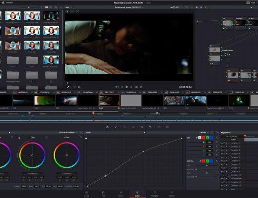 NAB 2018: Blackmagic Design Releases DaVinci Resolve 15 Video 3