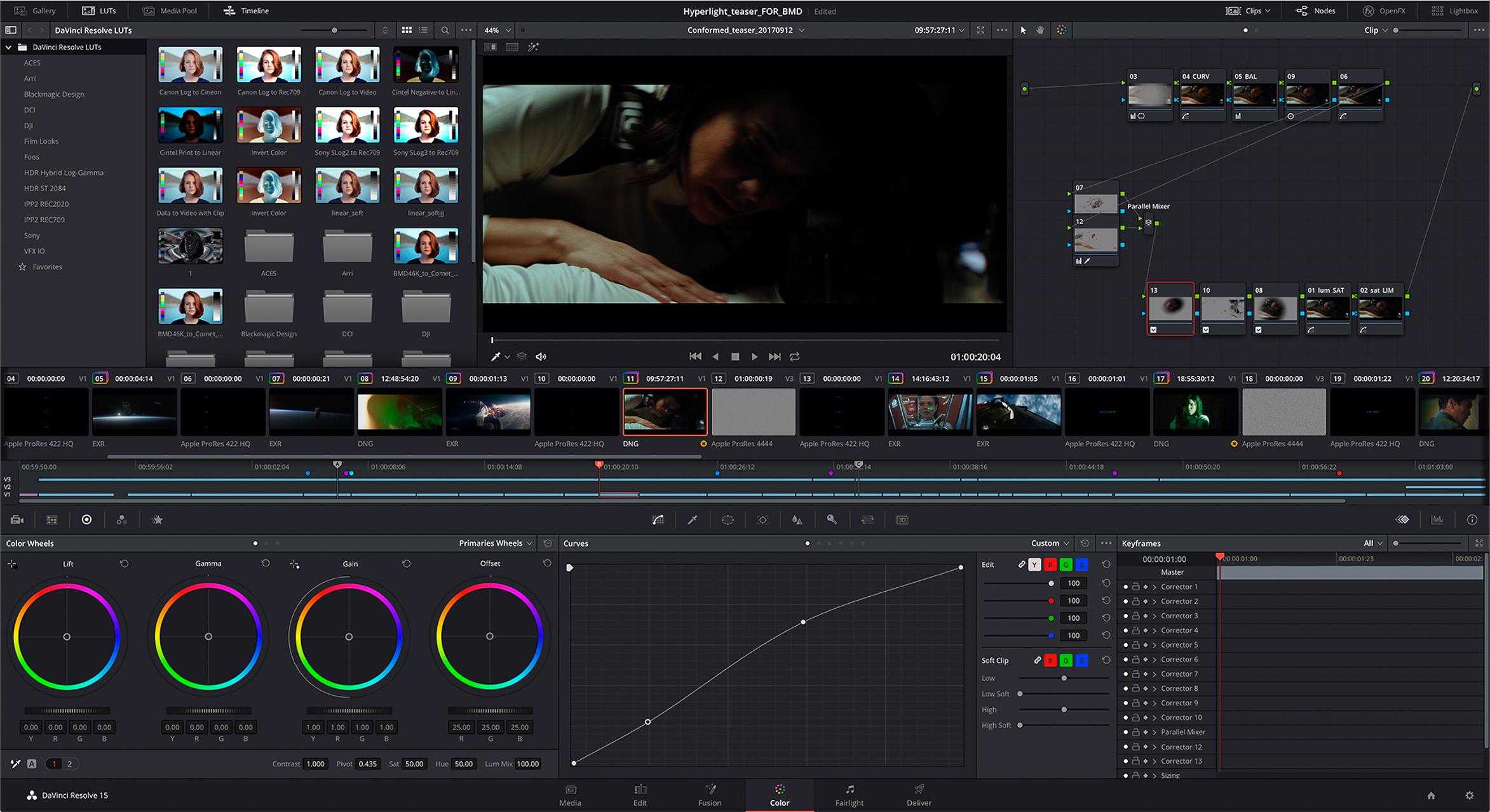 Nab 2018 Blackmagic Design Releases Davinci Resolve 15 Video