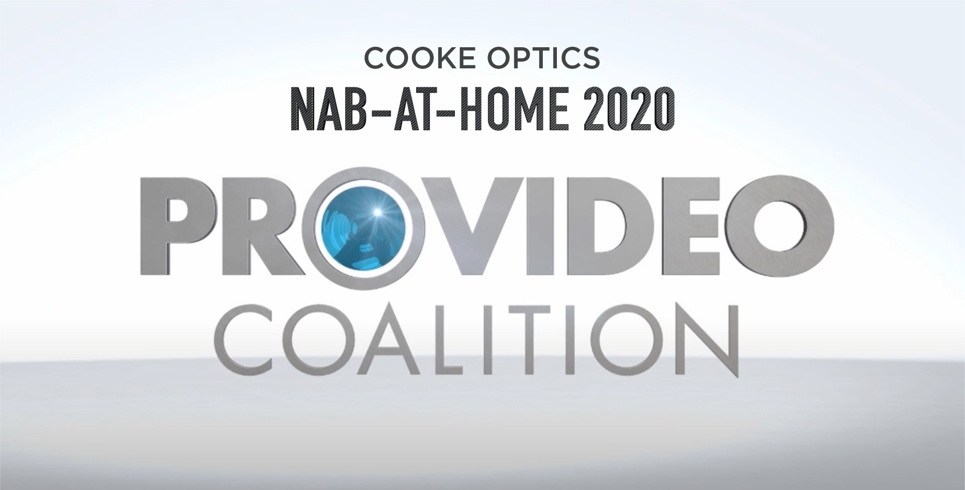 NAB AT HOME Cooke Lenses