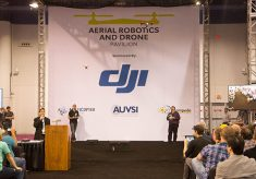 NAB 2015 Aerial Videography Workshops and Drone Pavilion Wrapup