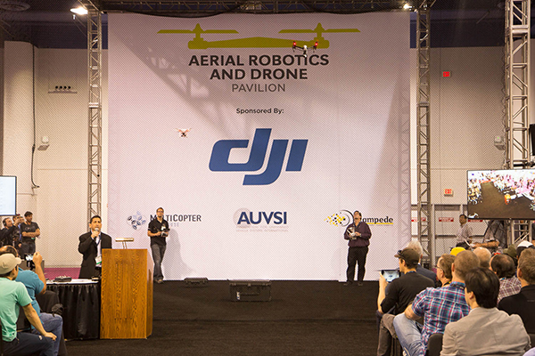 NAB 2015 Aerial Videography Workshops and Drone Pavilion Wrapup 8
