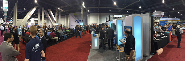 NAB DP cage booths