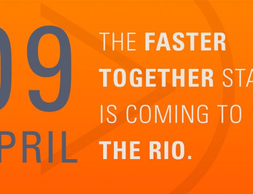 The Faster Together Stage Comes to the Rio 12