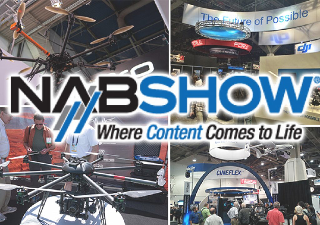 Drone Invasion at NAB Show 2015 1