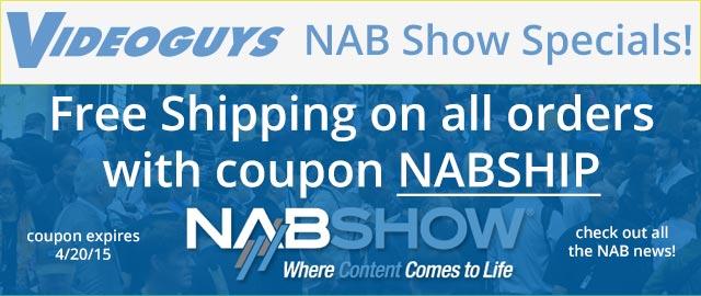 Videoguys' NAB Wish List 4