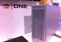NAB 2013: The ProMAX ONE and ProMAX ONE+ powerhouse PCs