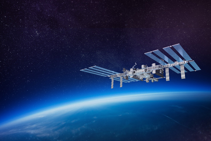 NASA: streaming 4K from space to NAB