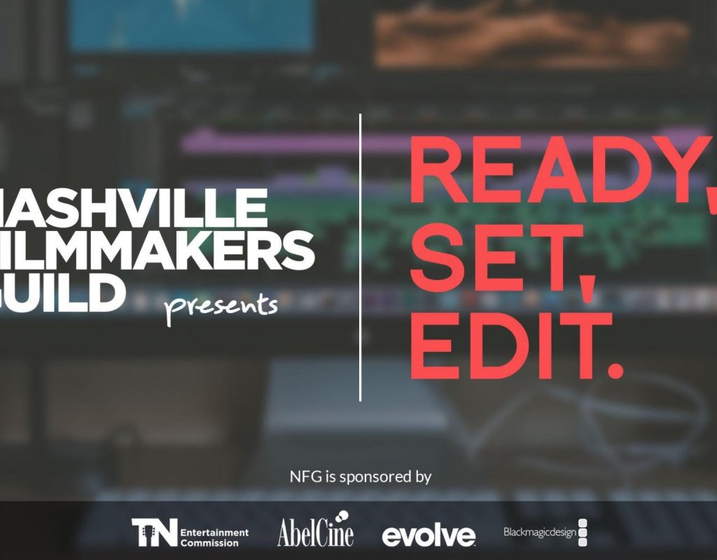 Nashville Filmmakers Guild Post-Production Workshop June 2 3