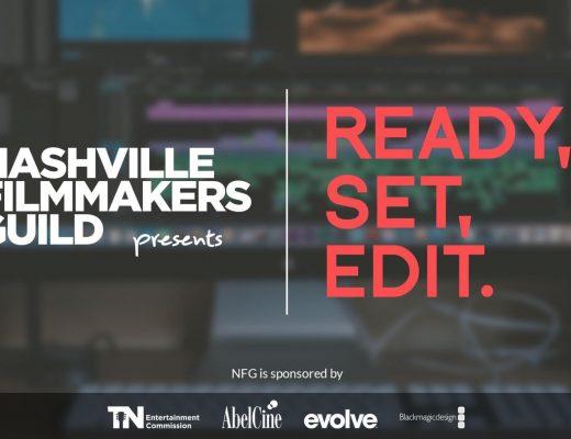 Nashville Filmmakers Guild Post-Production Workshop June 2 2