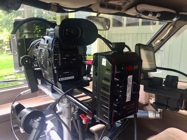 "Using Schneider Custom 8"" Long ND Grad on ""Drive"" - a 57-Hour Single Shot Film 5"