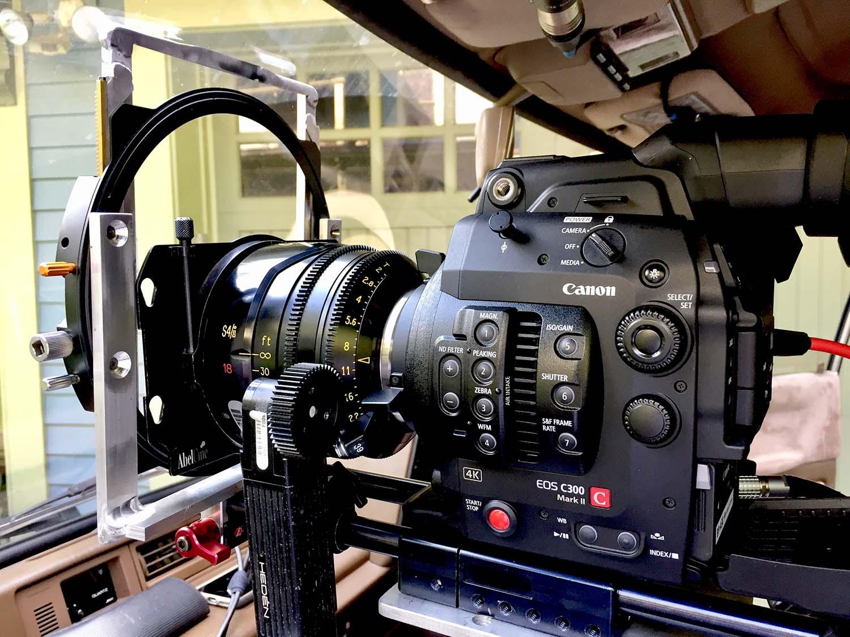 "Using Schneider Custom 8"" Long ND Grad on ""Drive"" - a 57-Hour Single Shot Film 4"