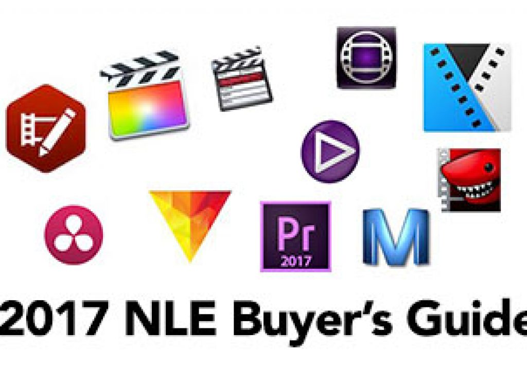 The Editblog's 2017 NLE Buyer's Guide 3