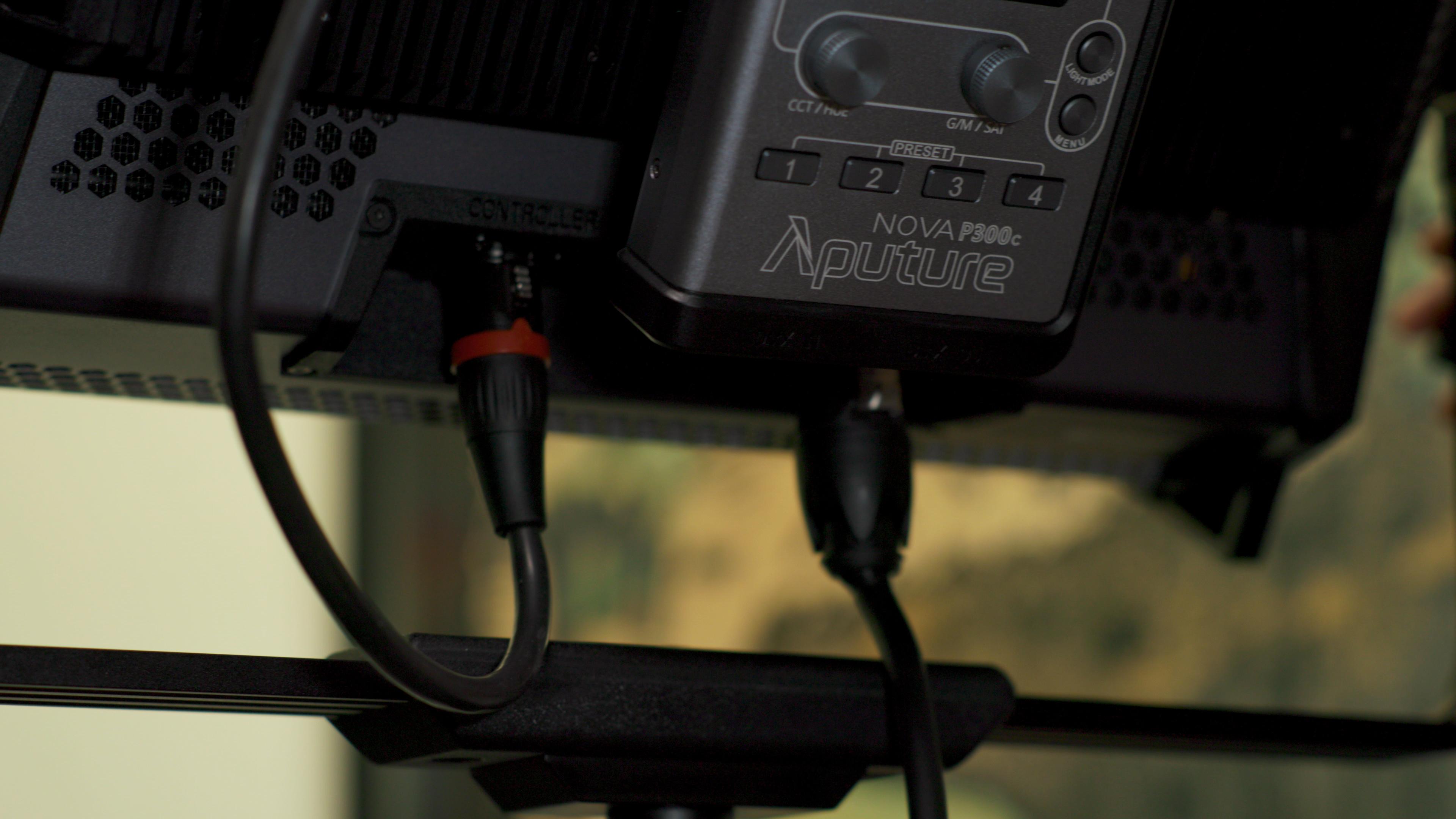 Aputure Nova P300c LED Panel // Tool Talk 33
