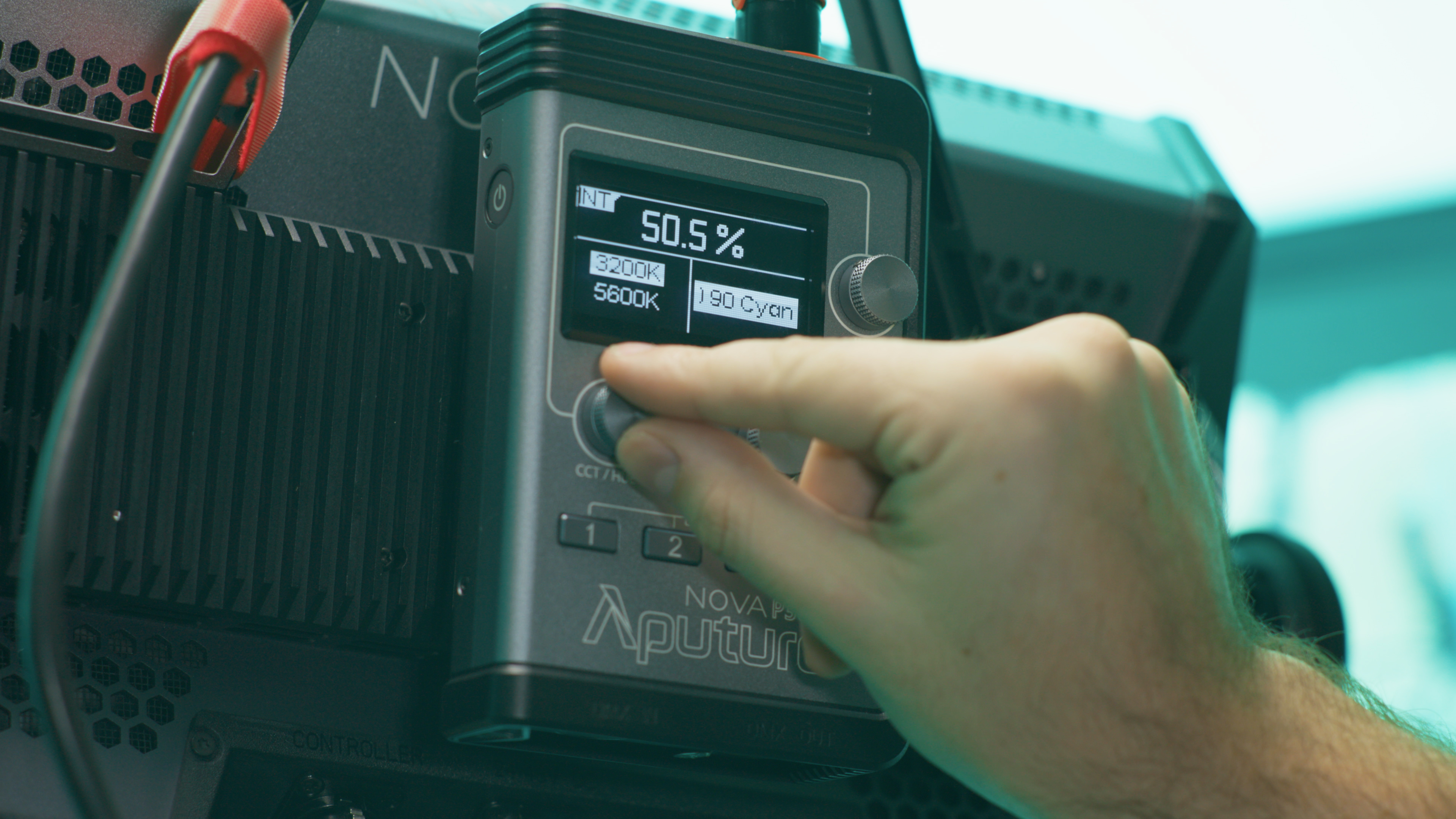 Aputure Nova P300c LED Panel // Tool Talk 24