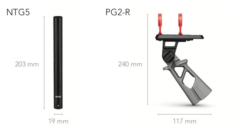 RØDE unveils NTG5 short shotgun microphone 13