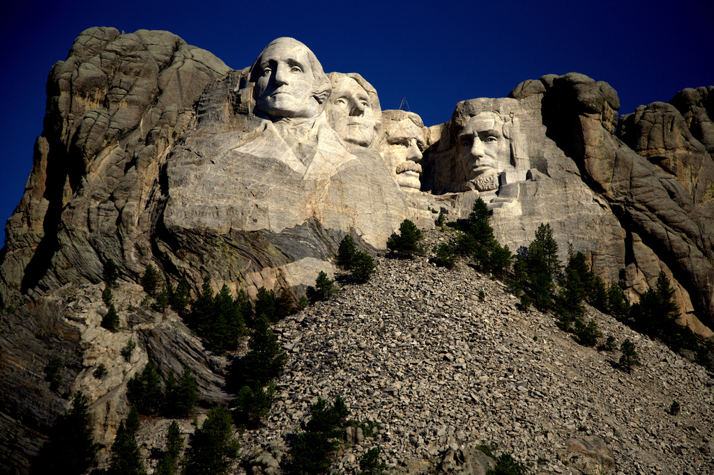 National Monument by Mellish
