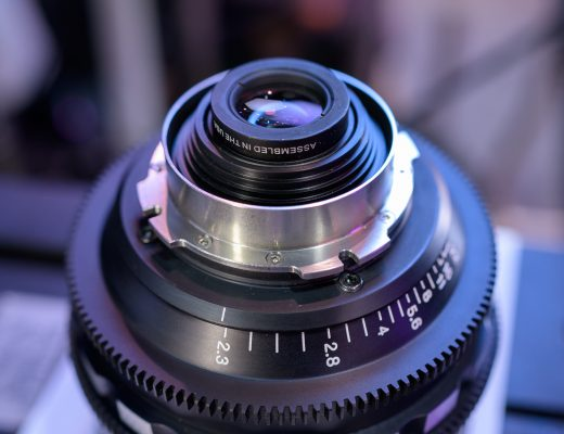 NAB 2019: Neo Baltar Lenses by Vintage Lens Co. 2