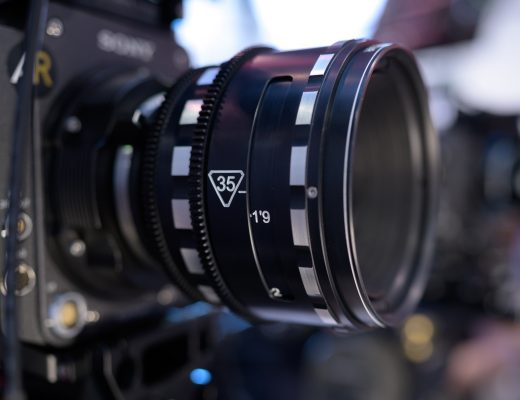NAB 2019: Neo Baltar Lenses by Vintage Lens Co. 1