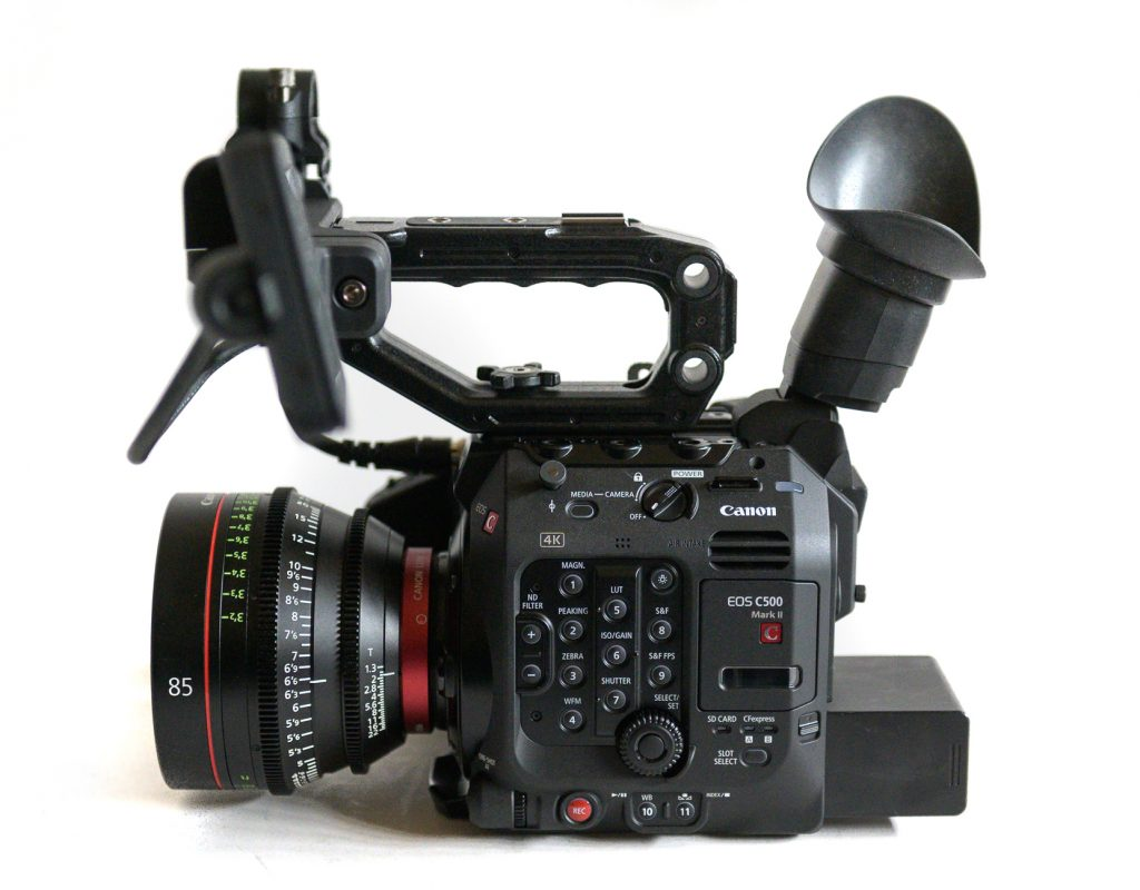 Canon C500 Mark 2