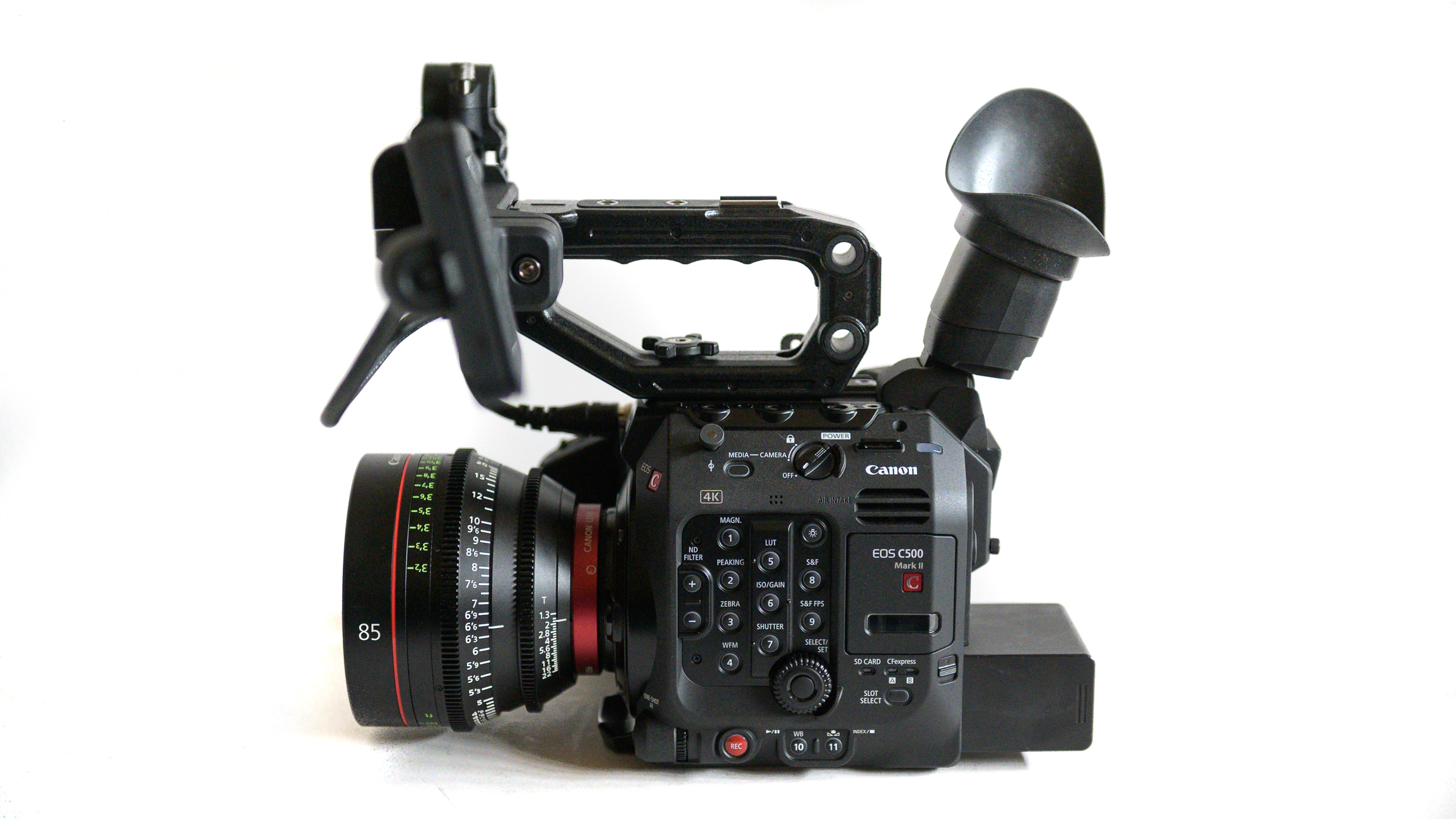 Canon C500 Mark 2