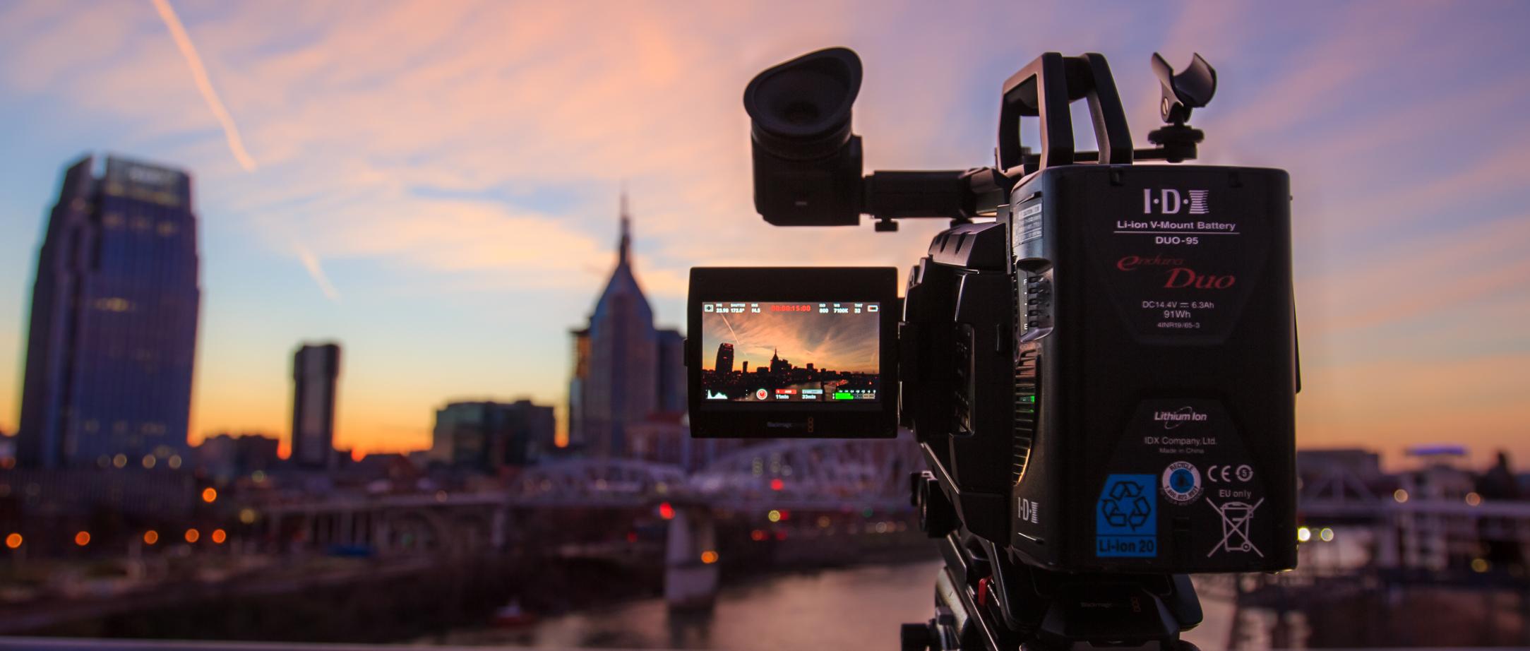 Blackmagic Design Ursa Mini Pro Camera Review