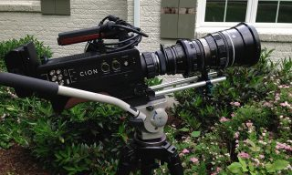 AJA Cion Camera Review