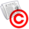 Image for copyrighted newspaper covers.