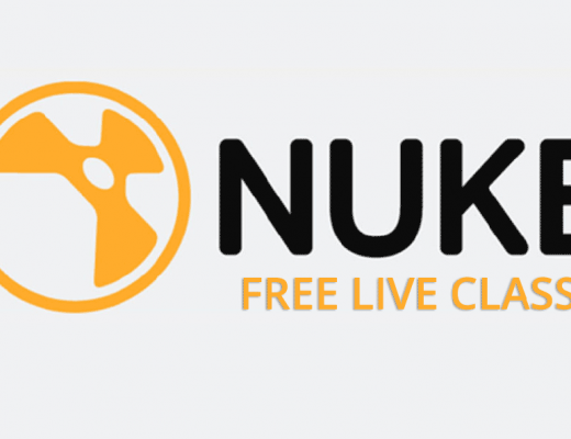 Free live Nuke training during the lock-down: Monday 10am, April 6