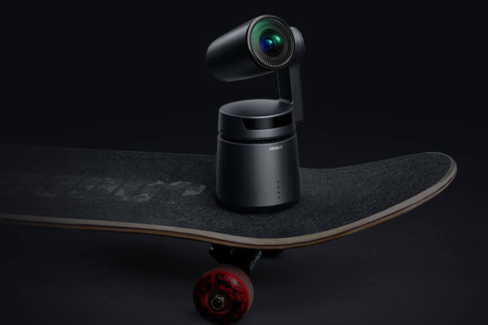 Obsbot Tail: AI-camera wants to be your personal cameraman and director