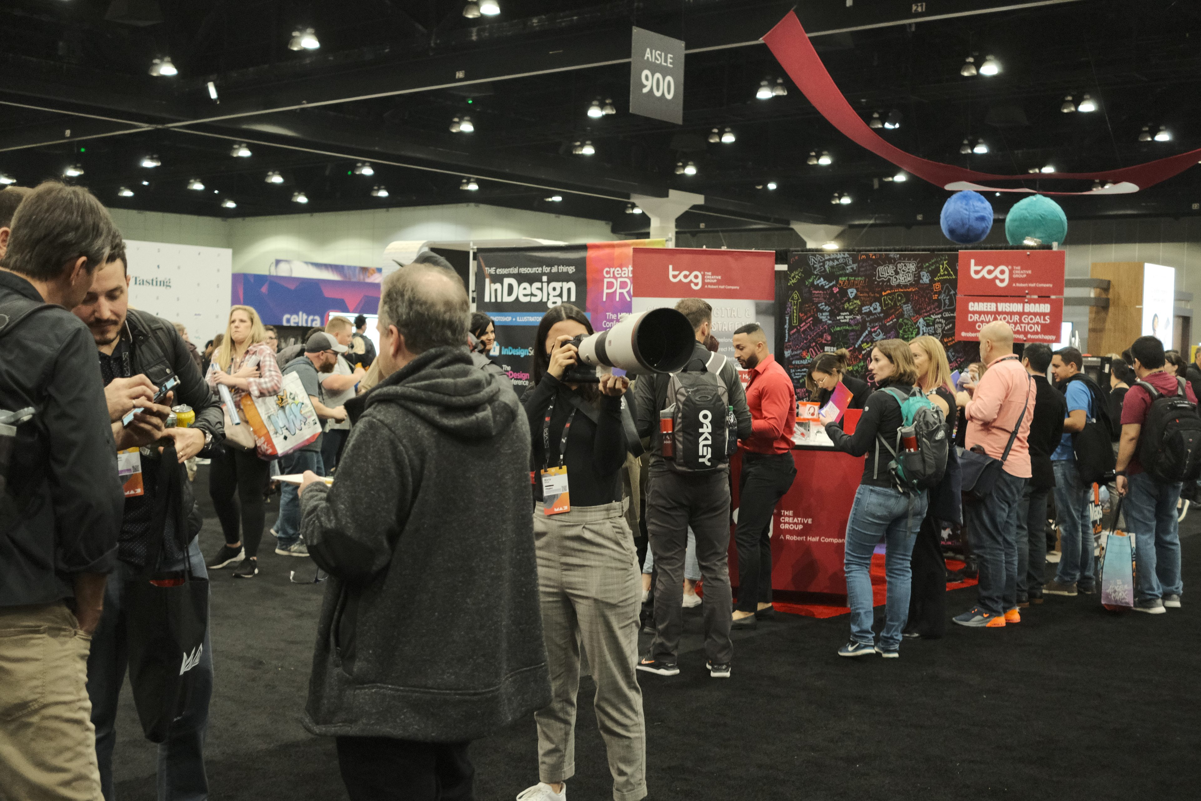 Day 1 from Adobe MAX 2019 31