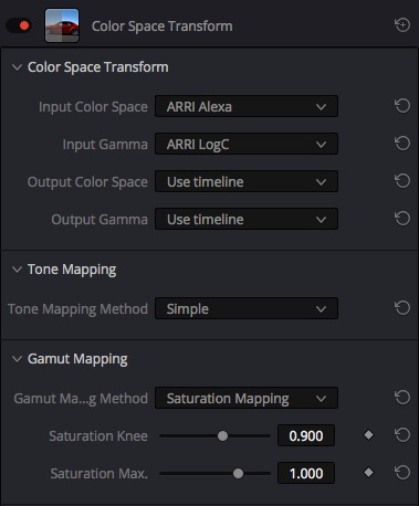 Solutions to Resolve 5: Taming Color Management – Part 2 20