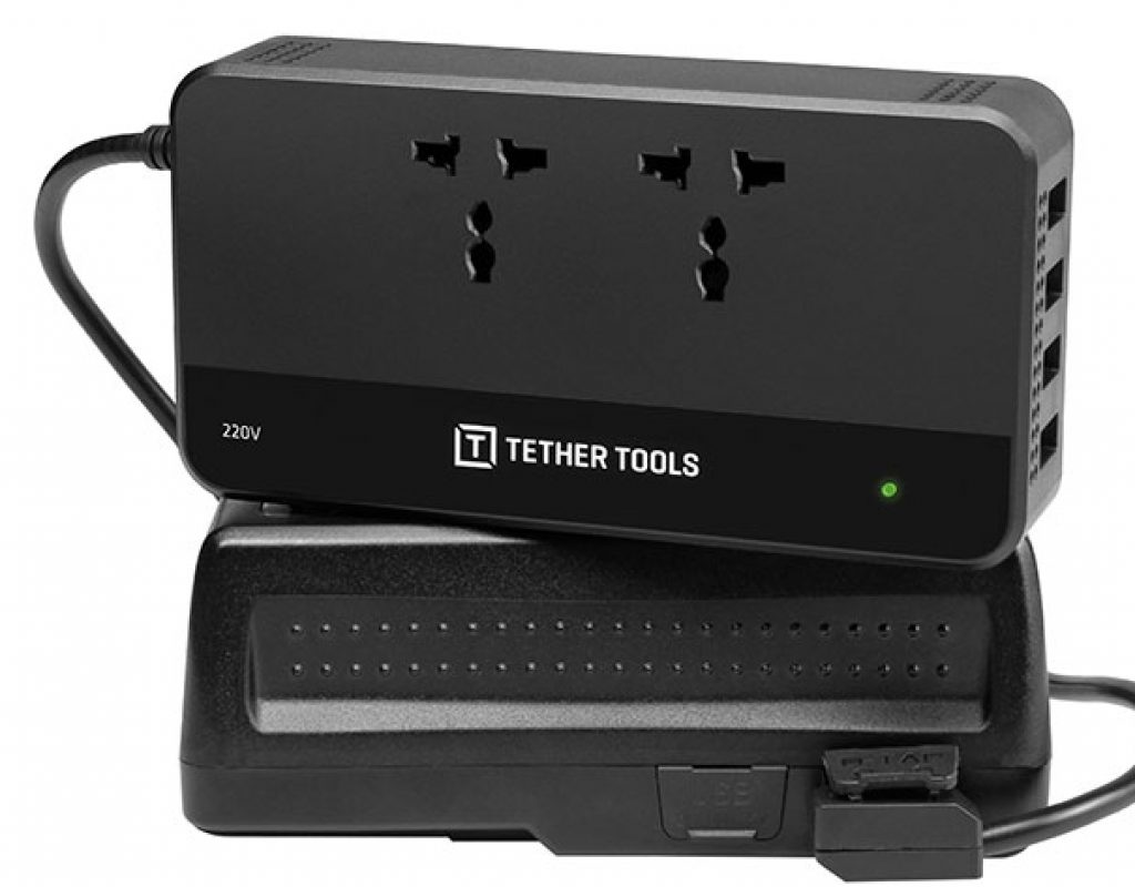 ONsite Power: 2 AC outlets and 4 USB ports to use anywhere you go