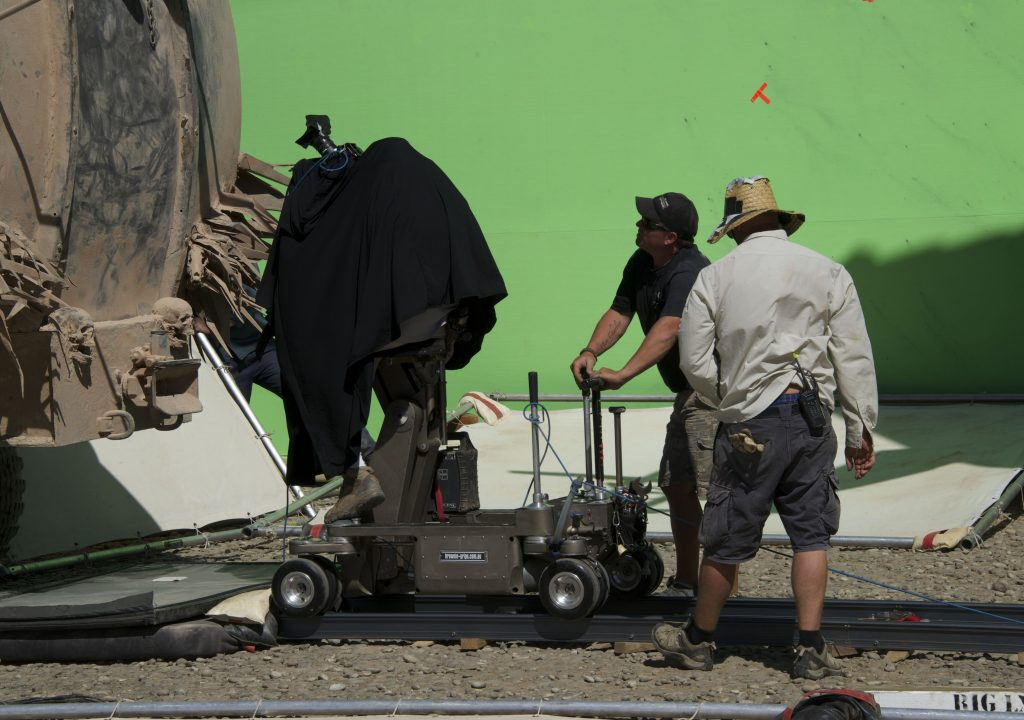 Blackmagic, Mad Max, & The Oscars 1