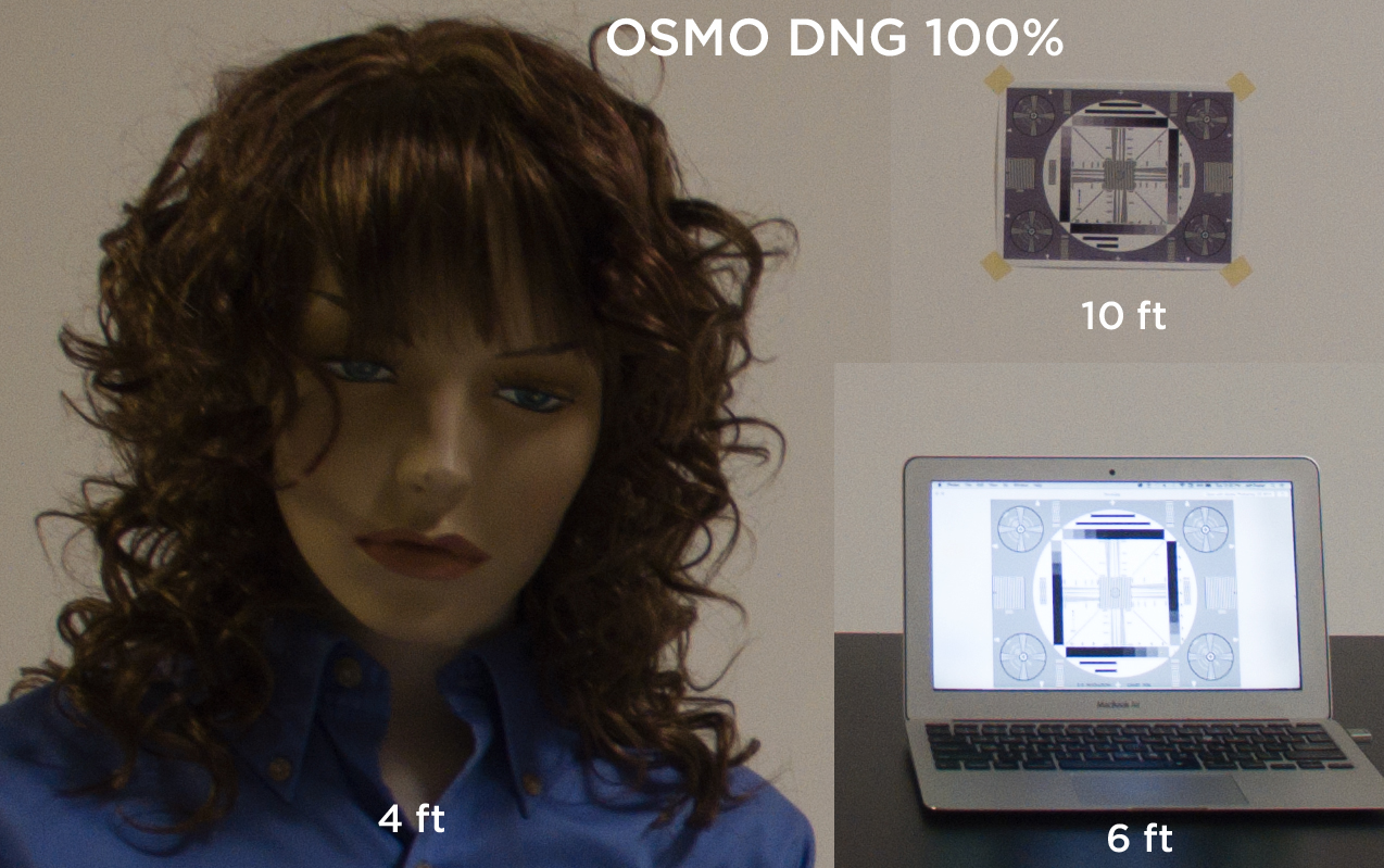 OSMO DNG 100 detail