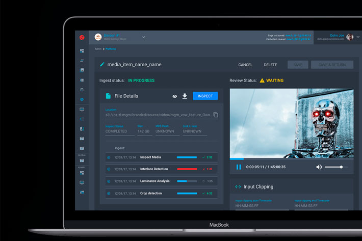OWNZONES re-imagines the video supply chain in the cloud