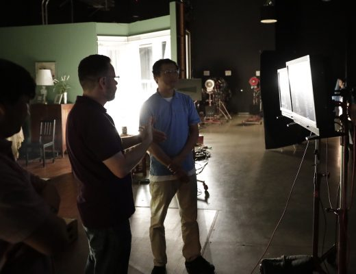 "A Guide to Shooting HDR TV: Day 2, ""On Set with HDR"" 35"