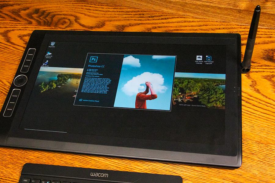First Look: Wacom MobileStudio Pro 16 43