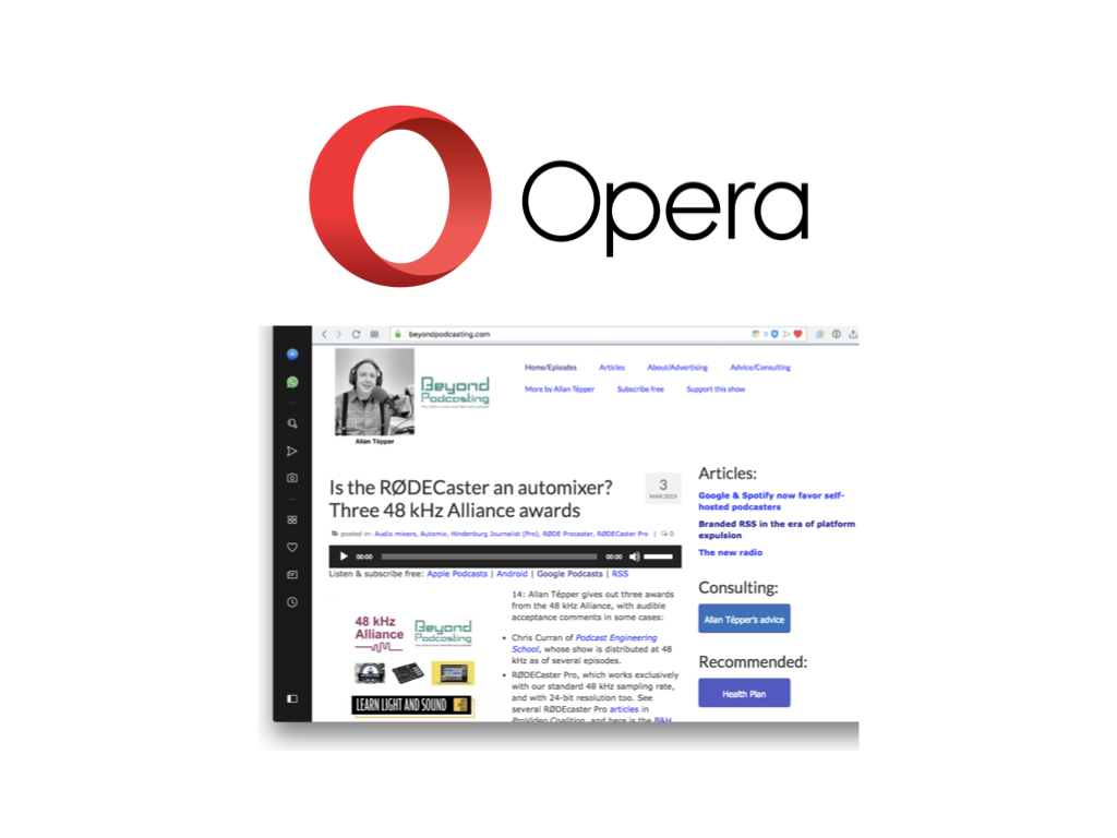 Opera browser: Why I love it beyond the common praises 8