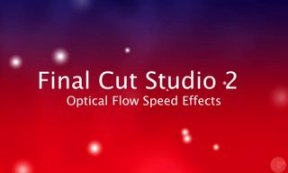Optical Flow Speed Effects