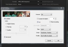 Add JPEG 2000 support to After Effects and Photoshop absolutely FREE!