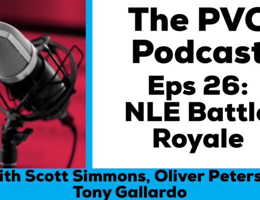 PVC Podcast eps 26 NLE Battle Royale