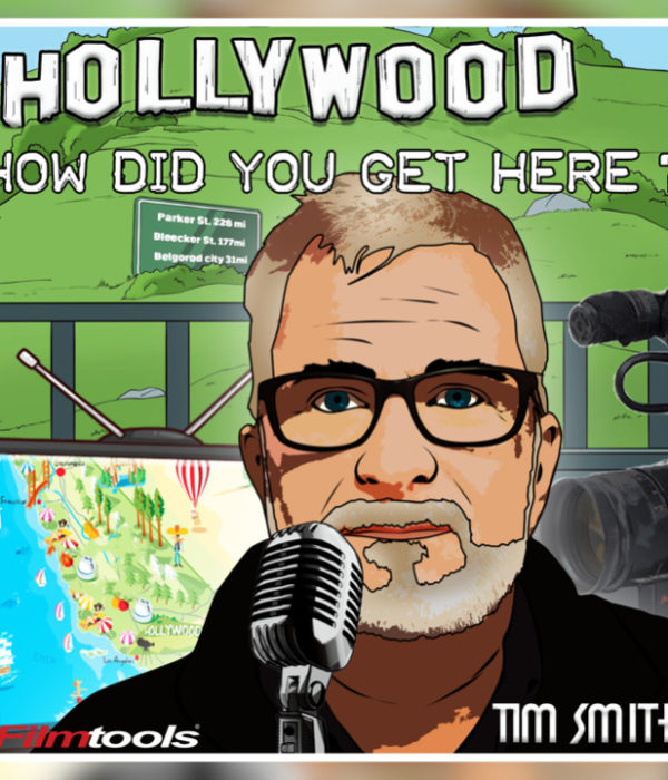 Hollywood, How Did You Get Here? eps 1