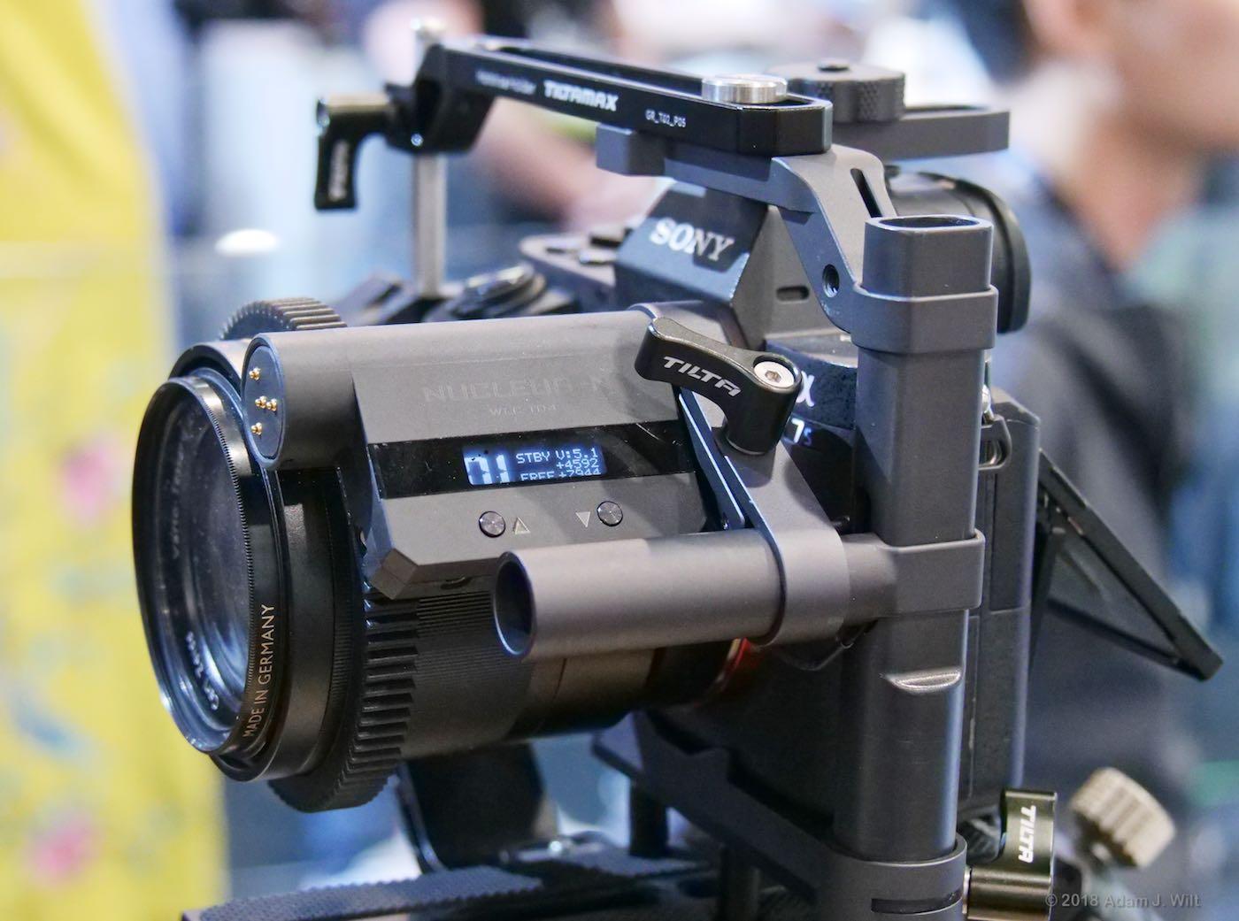 Tilta Nucleus-M lens motor