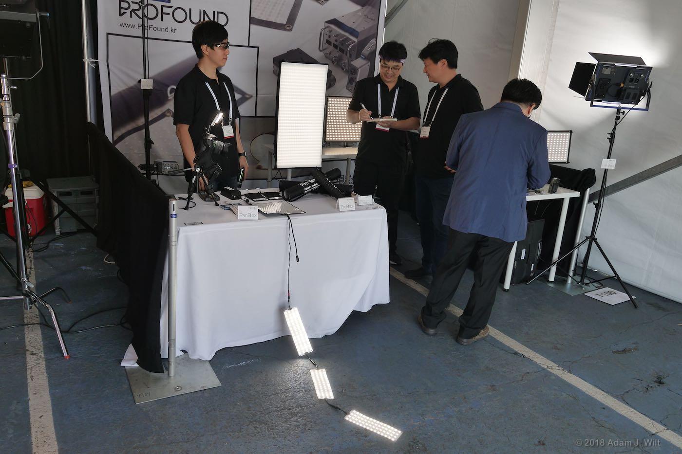 Cine Gear Expo L.A. 2018 14