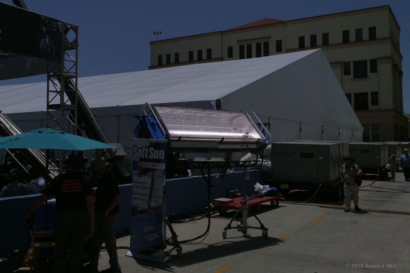 Cine Gear Expo L.A. 2018 71