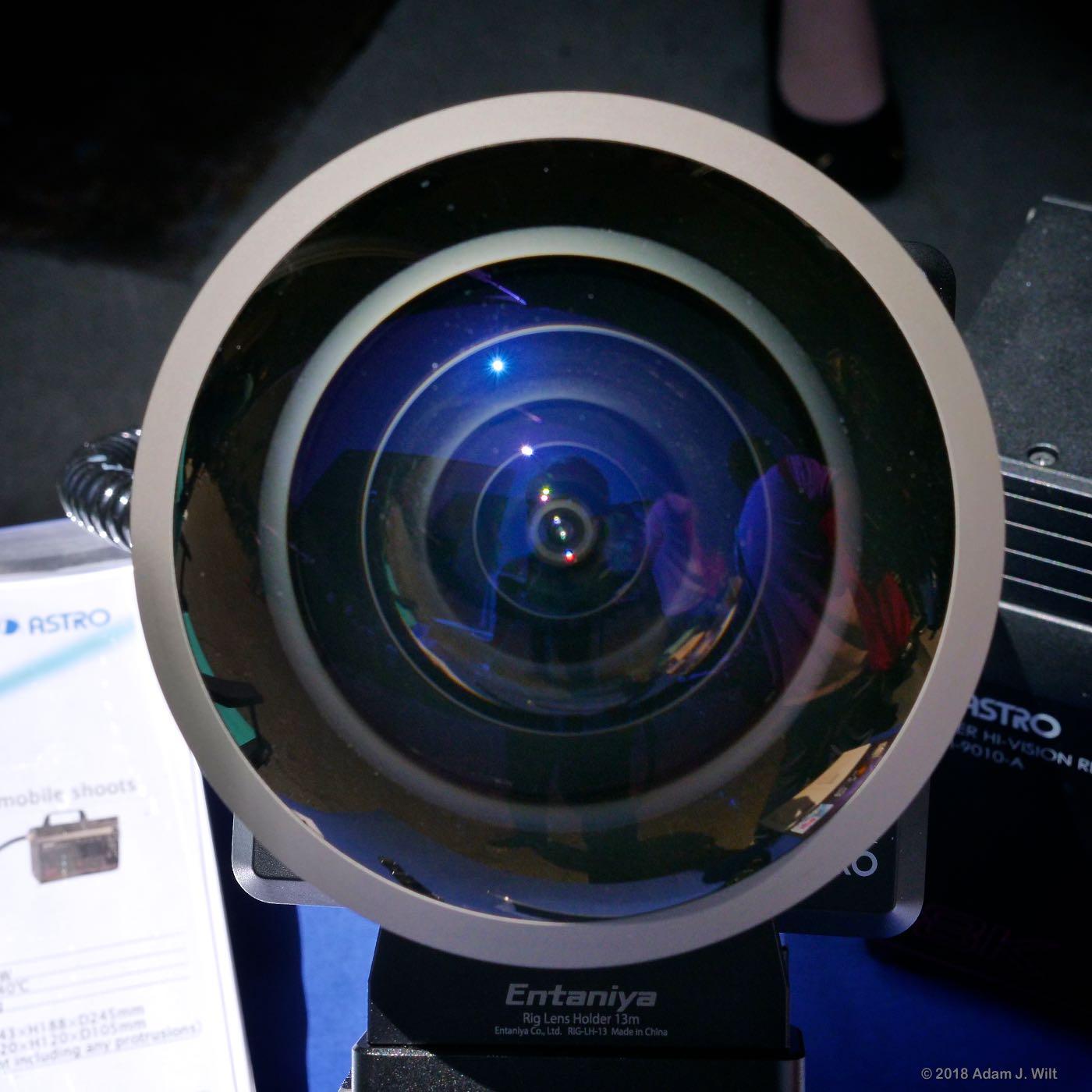 HAL250 4.3mm lens