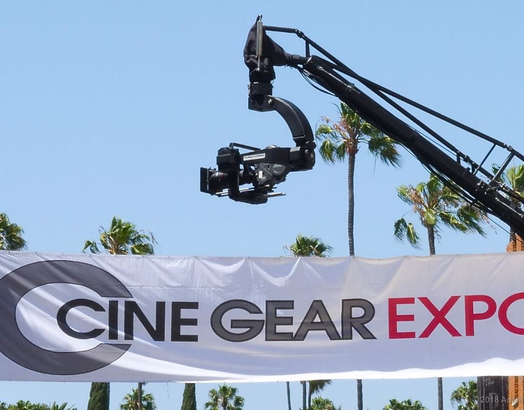 Cine Gear Expo L.A. 2018 1
